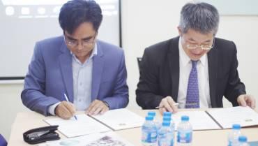 Viện SocialLife ký kết MOU với Đại học Hùng Quang