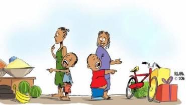 Giàu thì sợ hãi nhưng chẳng ai muốn nghèo