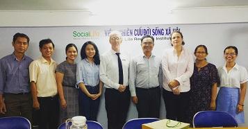 Viện Social Life bước đầu đặt nền tảng hợp tác quốc tế nghiên cứu về Việt Nam đương đại