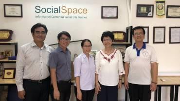 SocialLife trao đổi về hợp tác xây dựng mạng lưới nghiên cứu di dân quốc tế