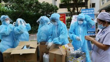 Thích ứng SARS-CoV-2: Cần lập 3 'vùng xanh' thiết yếu cho người dân